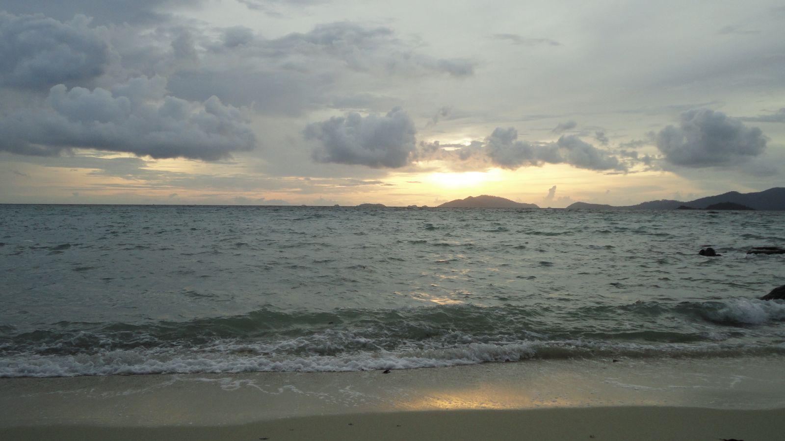 Koh Lipe закаты 2