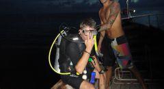 Koh Lipe night dive