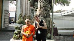 Храм Спящего Будды, Бангкок, Таиланд