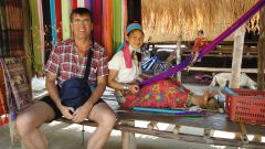 В племени длинношеих