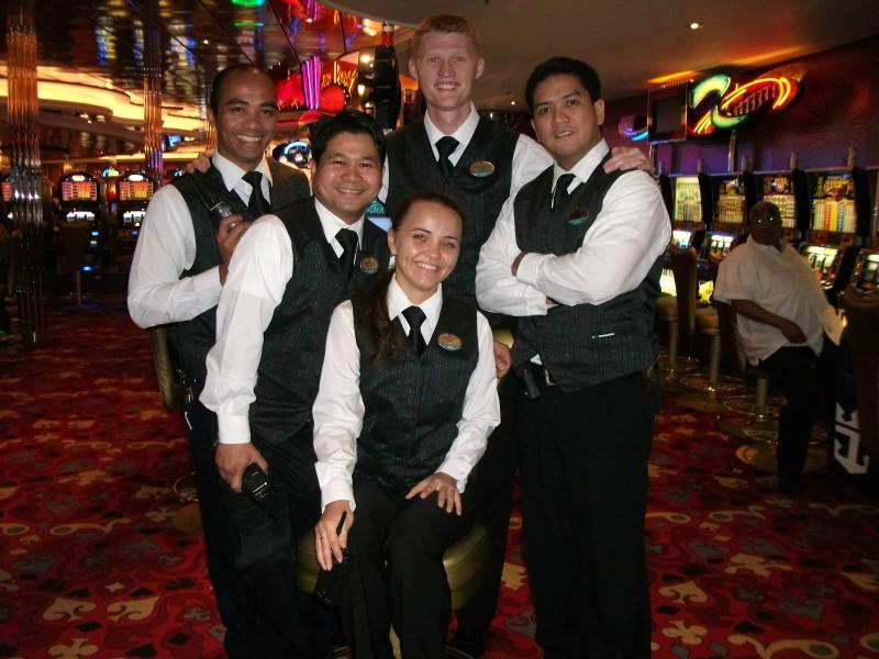 casino slot-team