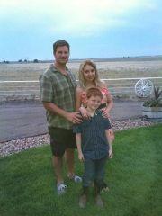фото 2 с семьей (Джон и Брюс)