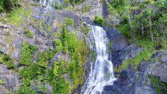 Кернс, Австралия, водопады