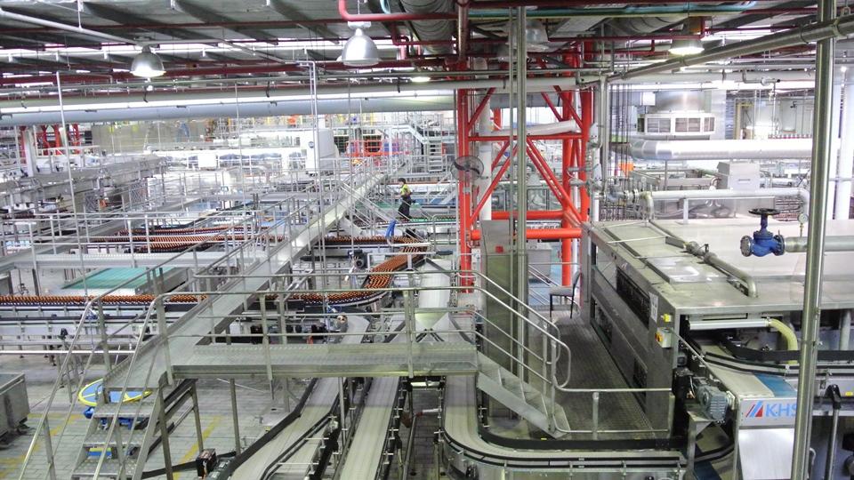 Прикол   завод без рабочих
