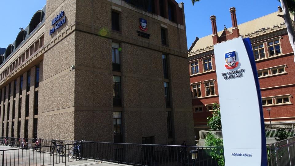 Университет Аделаиде