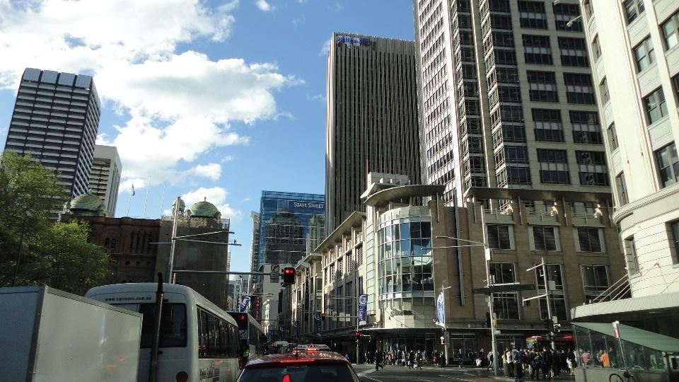 Сидней город