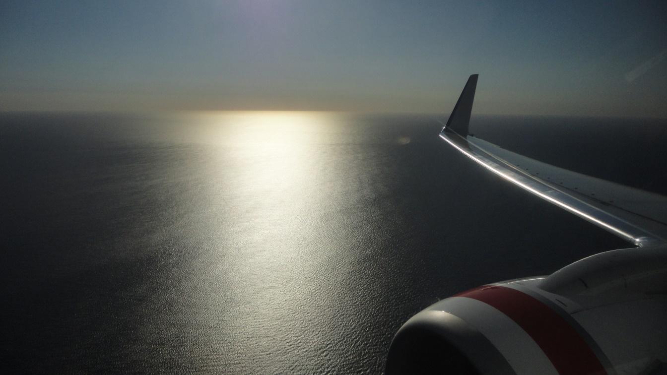 Сидней полет над морем