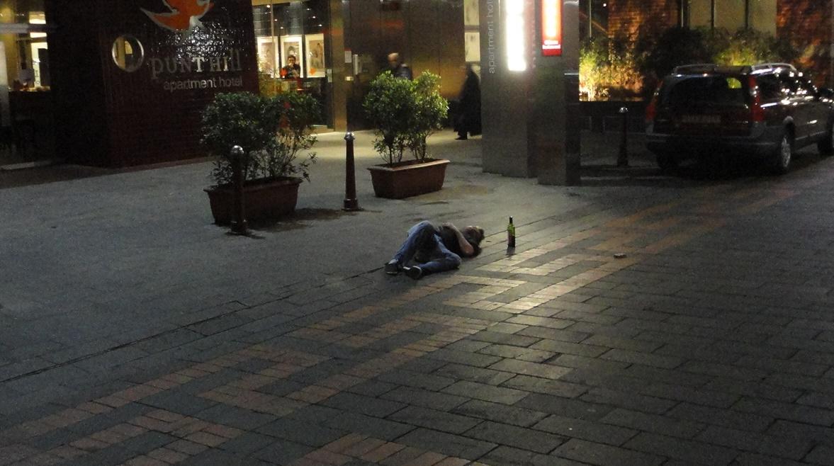 Мельбурн он просто устал