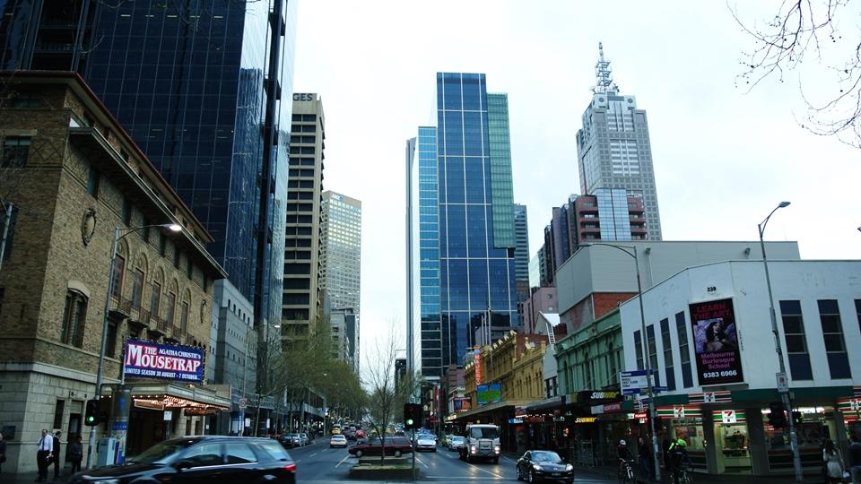 Мельбурн мегаполис 6