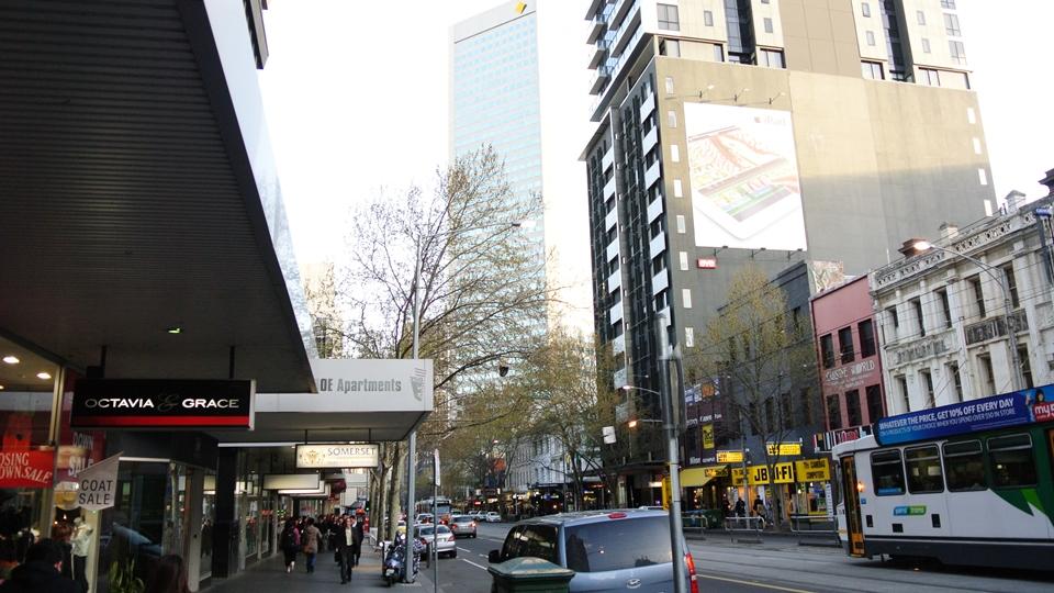 Мельбурн Мегаполис