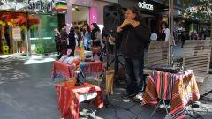 Мельбурн street musician