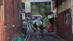 Мельбурн граффити 2