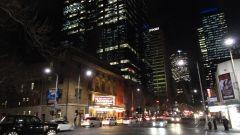 Мельбурн By night