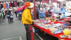 Мельбурн рынок Victoria Market