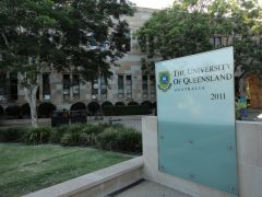 1 Брисбен University Of Queensland