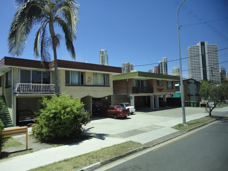 Gold Coast appartments