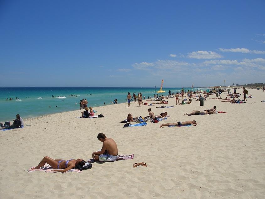 Perth, Australia, Sea beach