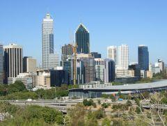 Perth, Down town.jpg