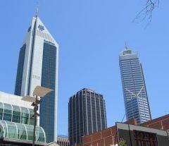 Perth, Australia, down town 2