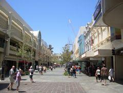 Perth, Australia, mall