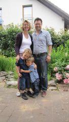 Семья из Германии