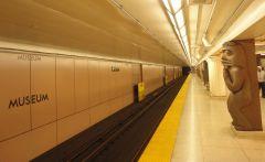 Торонто,  метро 3