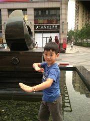 Хост семья Шанхай