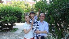 Принимающая семья Сучжоу