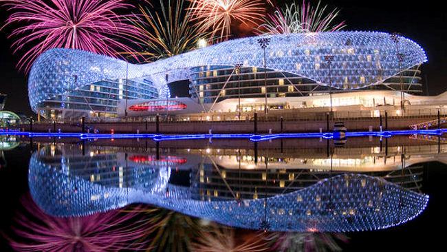 Yas Viceroy Hotel Abu Dhabi