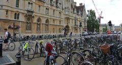 Велосипеды Оксфорда