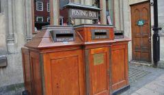 Post Box oxford