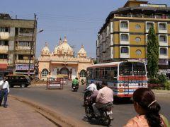 Mapusa Town