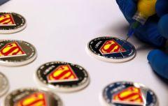 Монеты с Суперменом