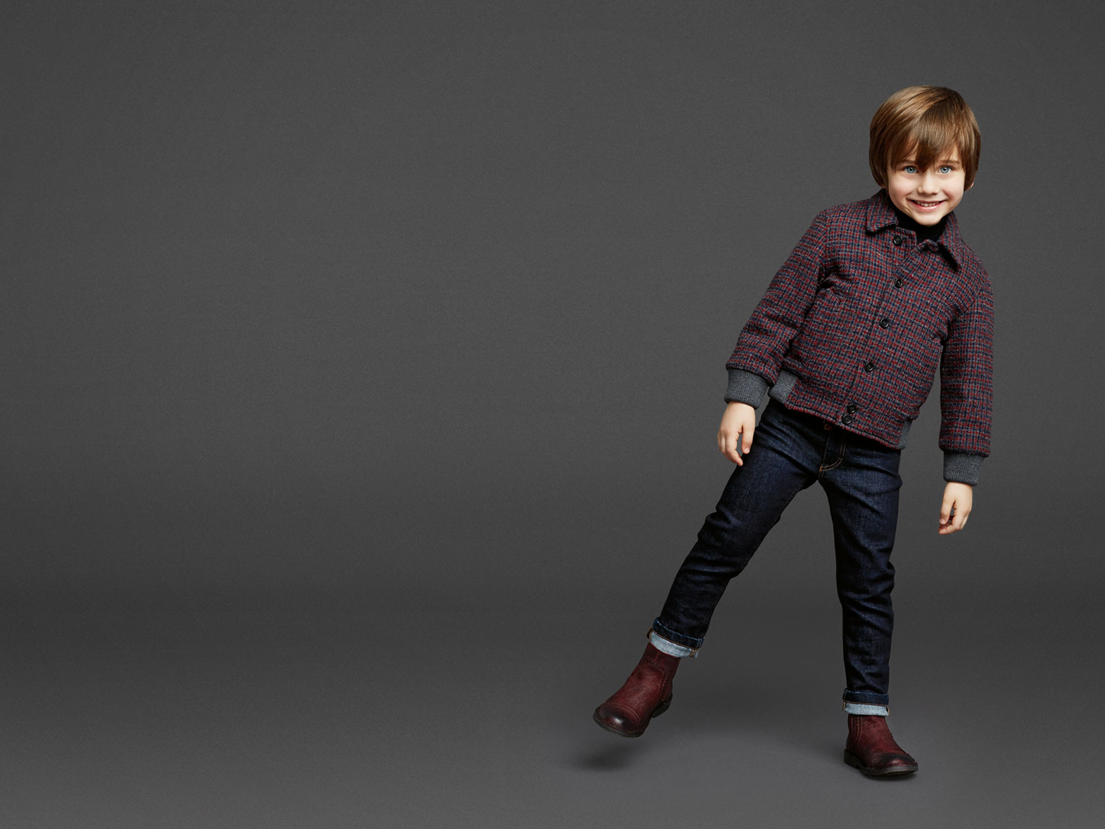 dolce And gabbana Fw 2014 kids collection 54