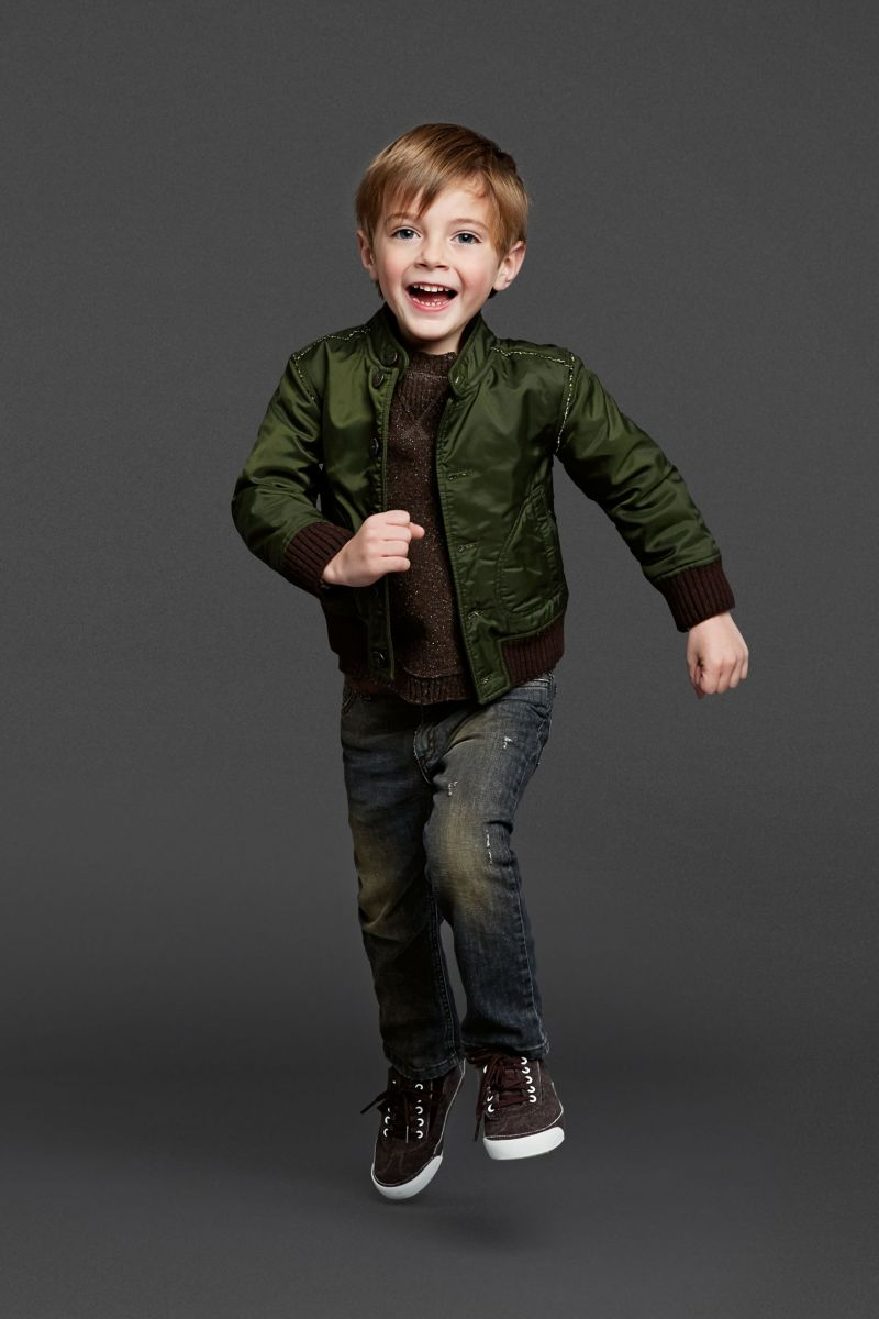 dolce And gabbana Fw 2014 kids collection 46
