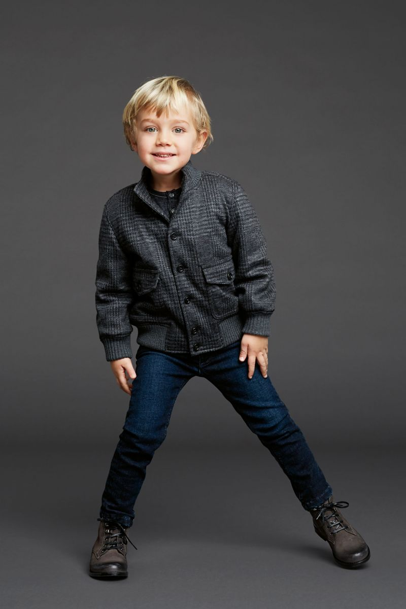 dolce And gabbana Fw 2014 kids collection 51