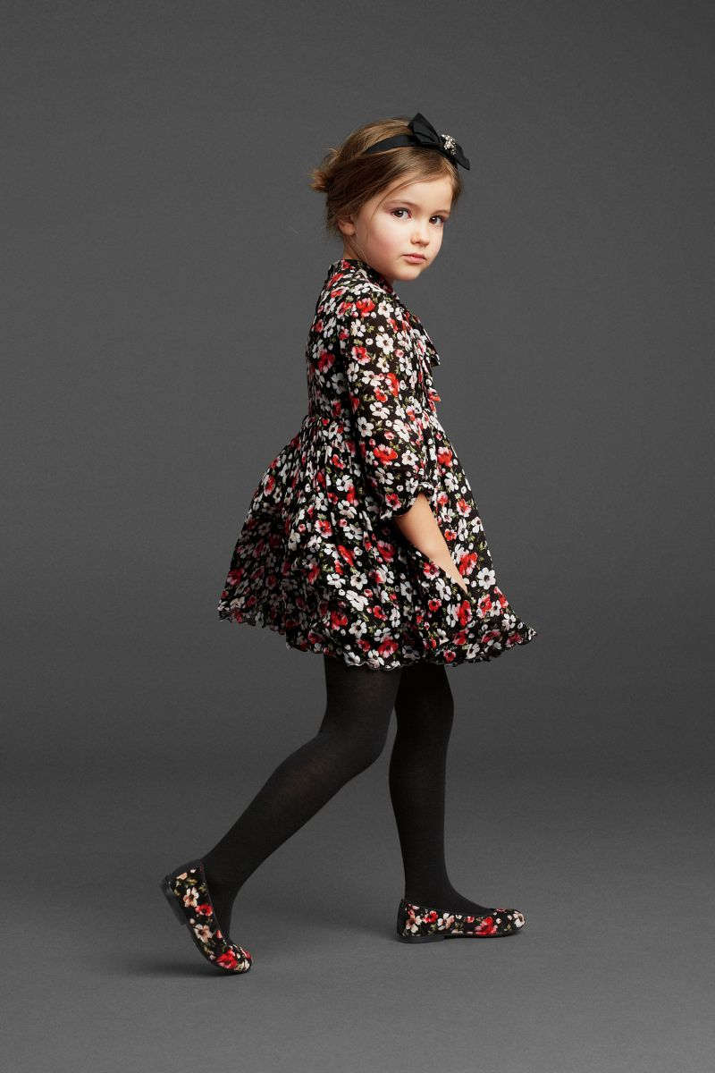 dolce And gabbana Fw 2014 kids collection 23