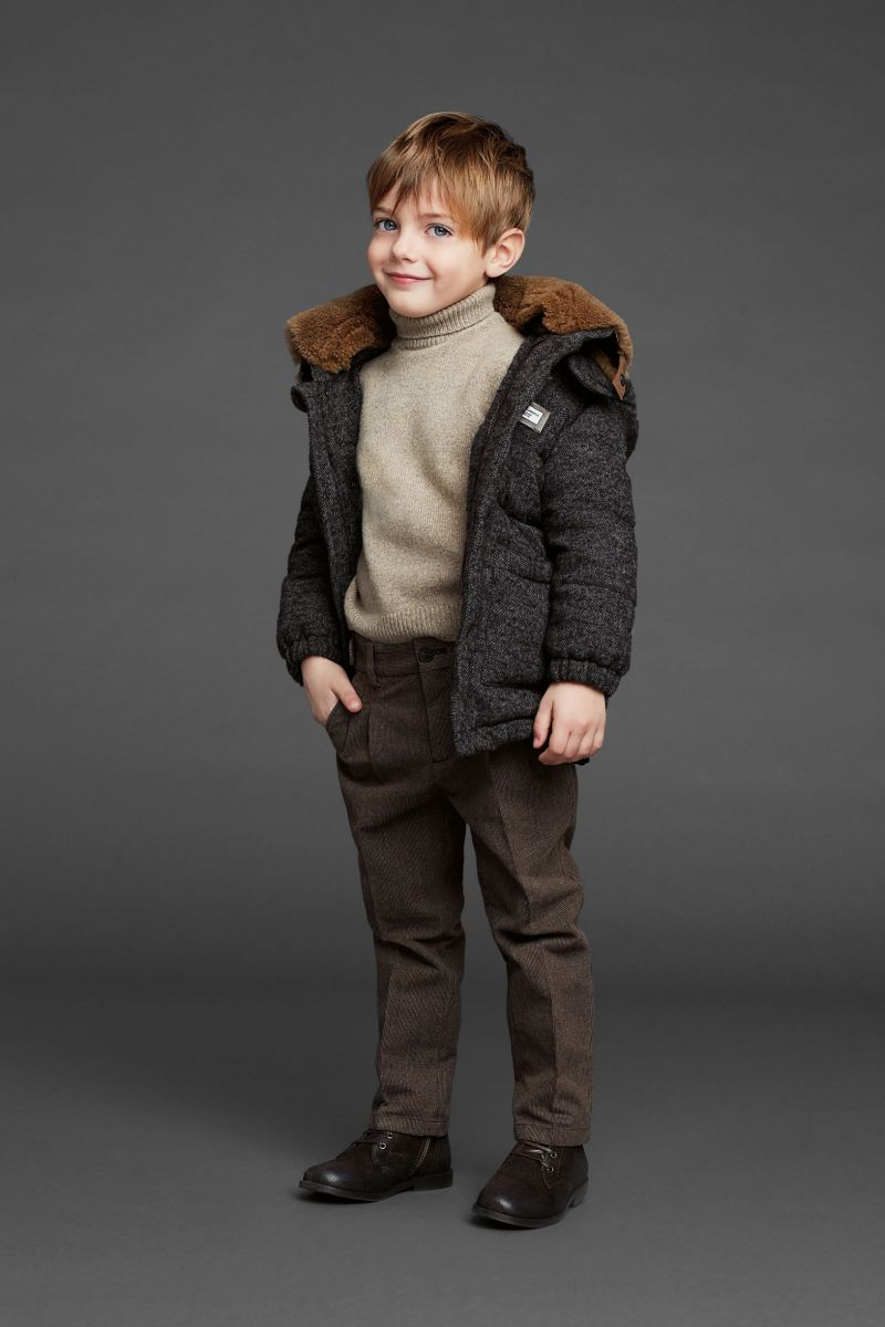 dolce And gabbana Fw 2014 kids collection 40
