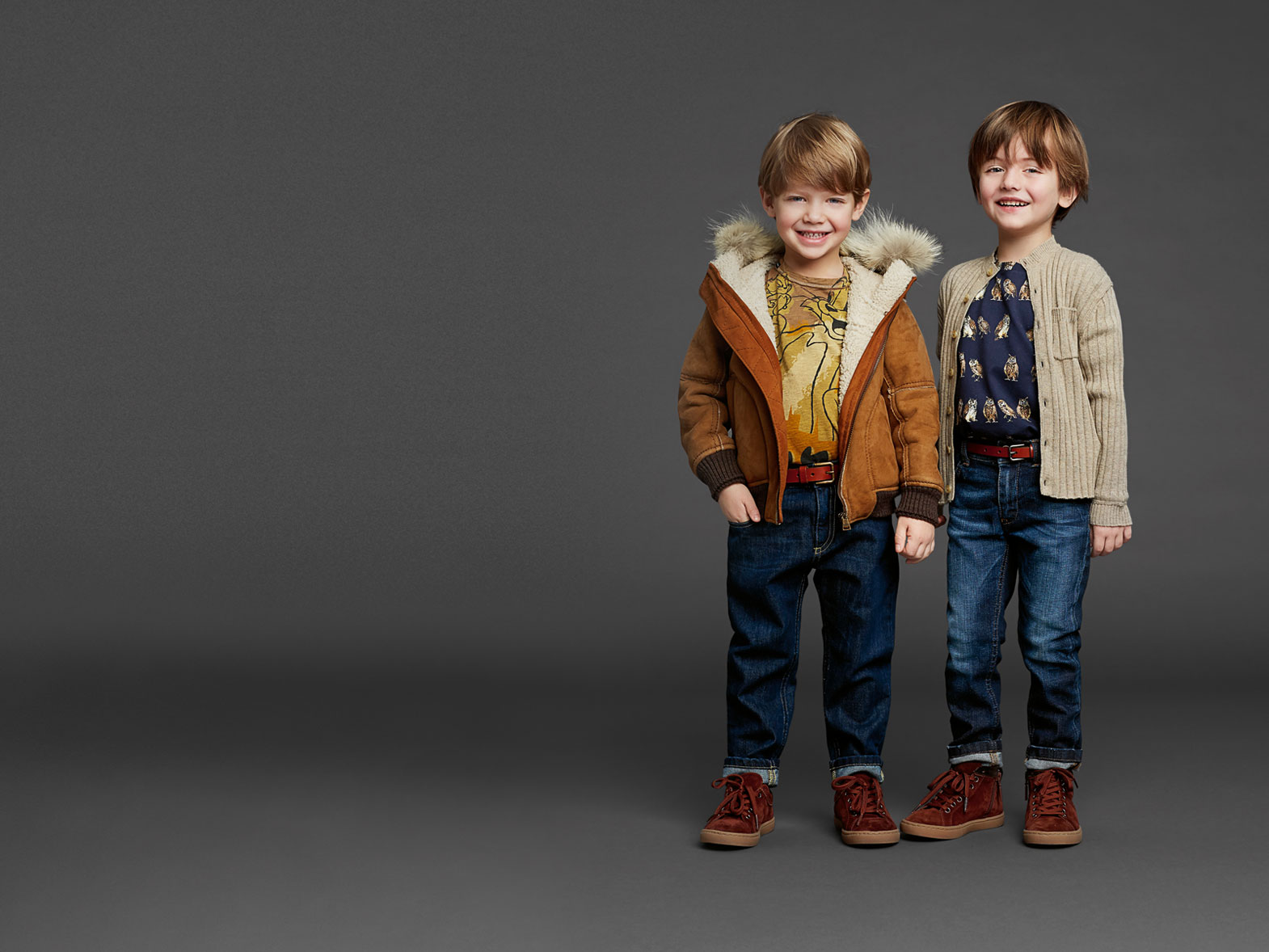 dolce And gabbana Fw 2014 kids collection 44