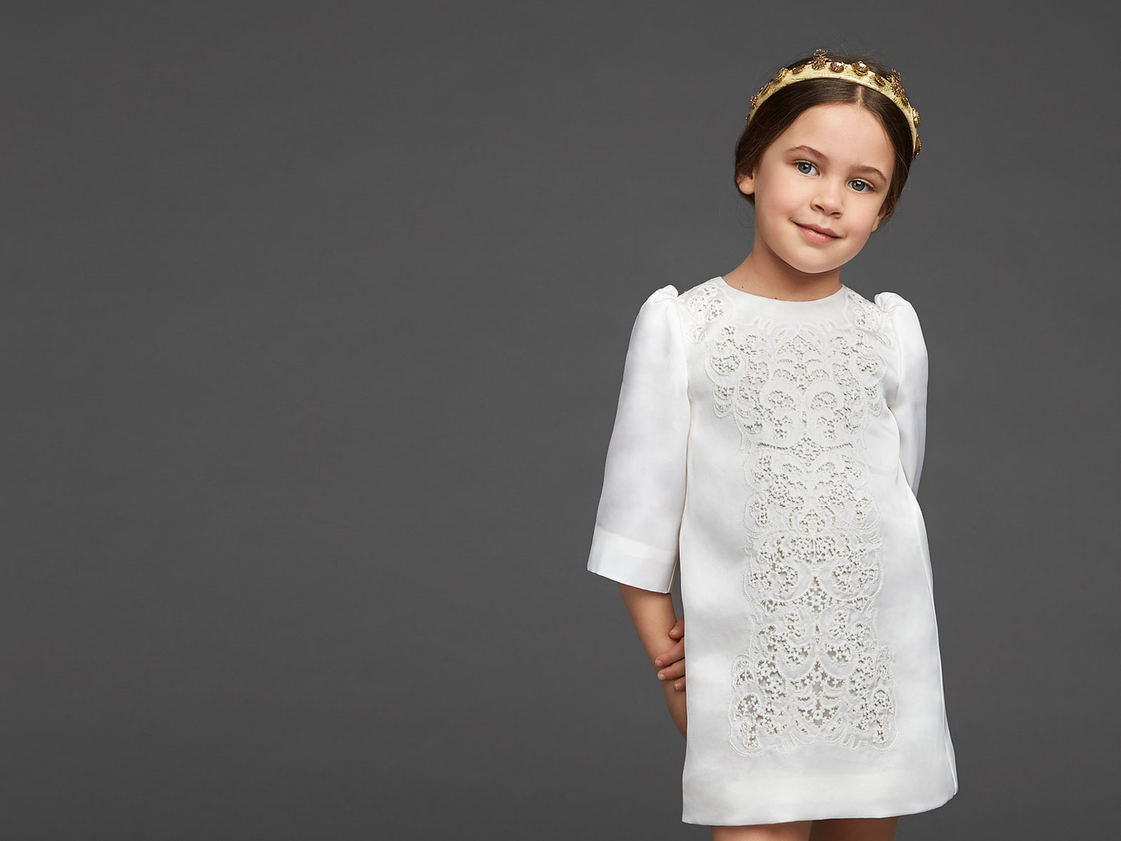 dolce And gabbana Fw 2014 kids collection 30