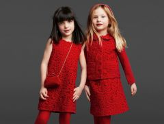 dolce And gabbana Fw 2014 kids collection 25