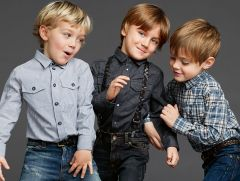 dolce And gabbana Fw 2014 kids collection 53