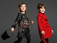 dolce And gabbana Fw 2014 kids collection 26