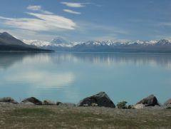 озеро Пукаки