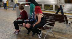 Три подружки в Сиднее