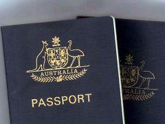 Паспорт Австралии