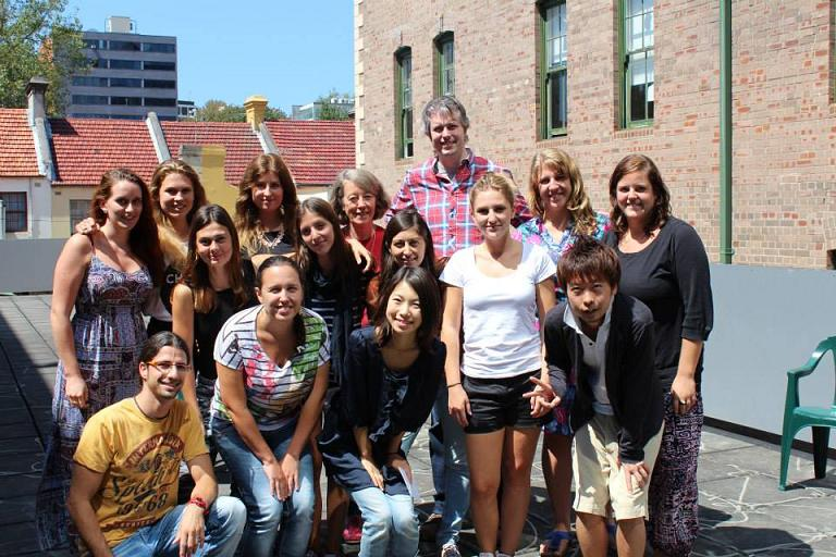 College students Australia