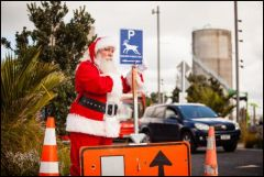 Santa Claus Is Coming To Town – Auckland