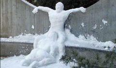 Снеговики Германия