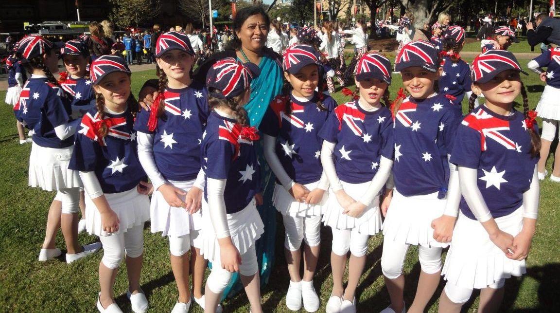 Австралийские ученицы